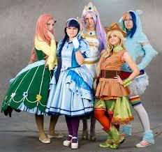 Pony Halloween Costume Girls 29 Mlp Cosplay Images Halloween Costumes