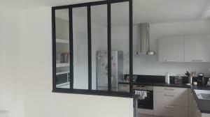 vitre separation cuisine sparation vitre cuisine simple separation vitree cuisine salon