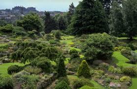 Rock Garden Features Royal Botanic Garden Edinburgh Garden Features