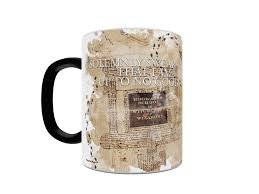 Harry Potter Marauders Map Harry Potter U0027 Marauder U0027s Map Morphing Coffee Mug U2014 Tools And Toys