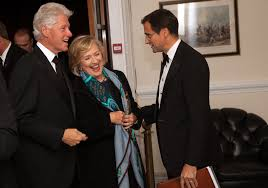 Bill Clinton House File Hillary Rodham Clinton And Bill Clinton Chatham House Prize