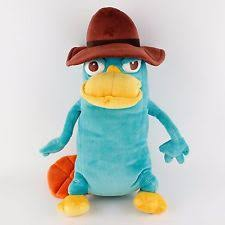 perry the platypus toys ebay