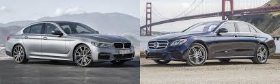 5 series mercedes side by side bmw 5 series vs mercedes e class bmw at