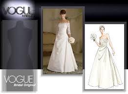 vogue wedding dress patterns vogue wedding dress patterns