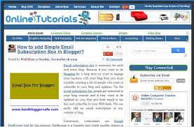 5 beautiful free blogger templates for blogspot best blogger cafe