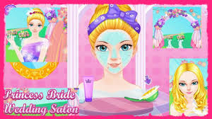 play princess bride wedding salon video now princess games wedding games