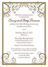 50th wedding anniversary ideas wedding invitation templates 50th wedding anniversary invitations