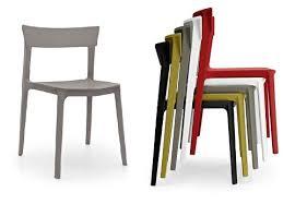 sedie calligaris sedia skin calligaris idee di design per la casa