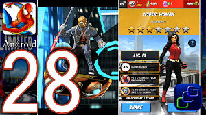 17 Best Images About Spider - spider man unlimited android walkthrough part 28 new character