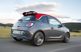 opel gold opel adam s gets a u20ac18 690 starting price in germany