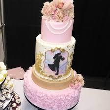 wedding cake estimate southern flour bakery