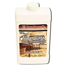 amazon com lundmark wax gloss floor wax 32 ounce home