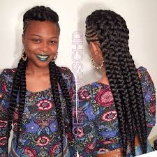 55 best braids images on pinterest hairstyles natural