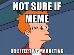 Not Sure Meme - not sure if meme or effective marketing white glove media
