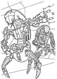 droidekas shooting laser free coloring u2022 kids movies star