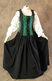women u0027s plus size medieval dress costumes deluxe theatrical