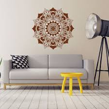 Wall Decals Mandala Ornament Indian by Online Shop Wall Stickers Mandala Flower Indian Bedroom Living