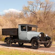 car of the week 1920 ford model tt truck old cars weekly