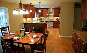 Kitchen Dining Room Remodel Dining Room Remodel Ideas Kitchen Wall Open Into Dining Entrancing