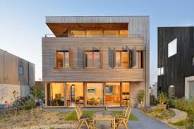 modern small house exterior design and outer with garden 2017