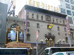 Hilton New York Map by Largest Broadway Theaters Communitywalk