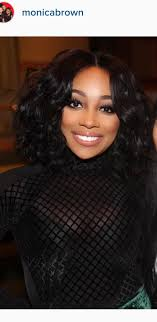pictures of black ombre body wave curls bob hairstyles monica with a middle part loose wave bob super cute loose waves