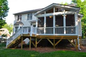 beautiful screen porch plans designs interesting for beautiful