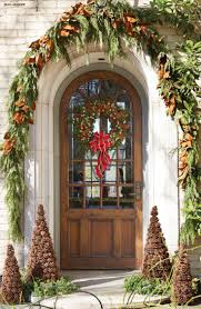 Outdoor Christmas Wreaths by 1798 Best Christmas Entryway Images On Pinterest Christmas