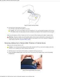 tap802 01 a500 talkman model tap802 01 user manual vocollect inc