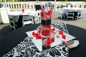 red and white table decorations for a wedding red black and white decor red black and white living room decorating