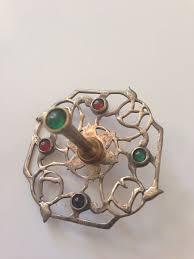 metal dreidel 51 best dreidels images on hanukkah judaism and menorah