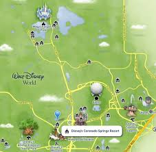 Disney Springs Map Disney U0027s Coronado Springs Resort Review Moment Mom