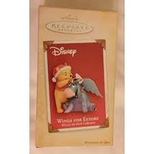 wings for eeyore winnie the pooh collection 2004 hallmark keepsake
