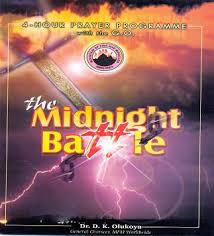 mfm prayer points for the midnight battle vigil by dr daniel