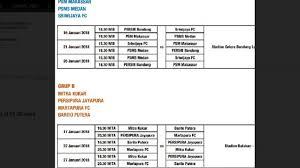 Jadwal Piala Presiden 2018 Catat Ini Waktu Dan Jadwal Tanding Psm Di Piala Presiden 2018