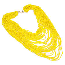 yellow necklace images Yellow necklaces jpg