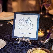 Wedding Table Themes Disney Wedding Decor Gallery Disney S Tale Weddings