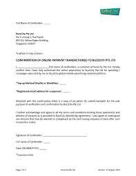 Attached Here With Buzzcity Online Payment Confirmation Letter By Mrkum Kumar Issuu