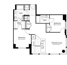 schematic floor plan floor plans tellus apartments tellus