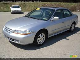 2002 silver honda accord 2002 honda accord coupé ex related infomation specifications