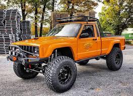 1988 jeep comanche white russian jeep comanche mj in snow 4x4 jeeps pinterest jeeps