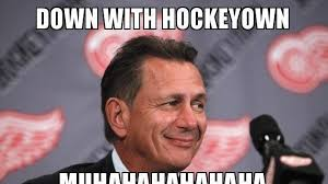 Red Wings Meme - petition 盞 mike ilitch and red wings personnel make detroit