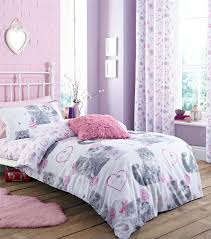 Kitten Bedding Set Glamour Kitty Bedding Full Duvet Cover Comforter Cover Set