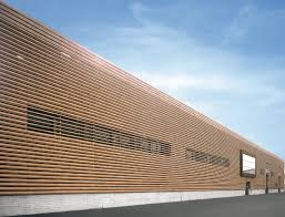 rivestimento listelli legno facciate ventilate in cotto sannini impruneta