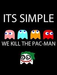 Pac Man Meme - pac man meme by kortsu memedroid