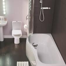 elegance compact 1500 x 700mm left hand shower bath shower baths