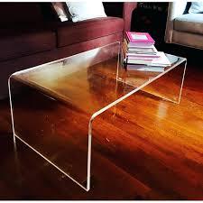 clear acrylic coffee table decoration acrylic coffee table square tables clear acrylic coffee