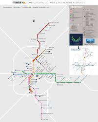 Atlanta Streetcar Map what marta u0027s 8 billion proposal could mean for public transit in
