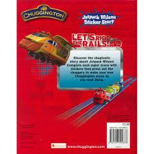 chuggington jet pack wilson sticker story short stories