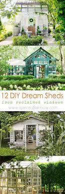 Garden Greenhouse Ideas 15 Cheap Easy Diy Greenhouse Projects Diy Greenhouse
